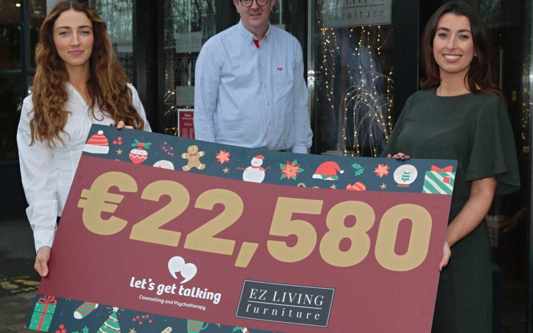 Let's Get Talking to Santa raises €22,580